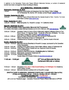 2019 weekend events english pdf 232x300 2019 weekend events english
