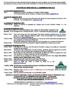 2019 weekend events french pdf 232x300 2019 weekend events french