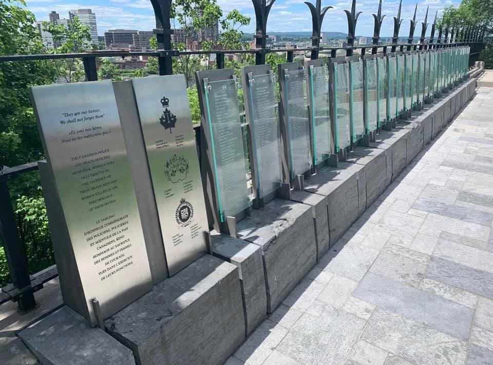 104090574 3312412205459235 7082607843602300128 n Canadian Police And Peace Officers Memorial *27Sep2020* Commémoration des policiers et agents de la paix canadiens