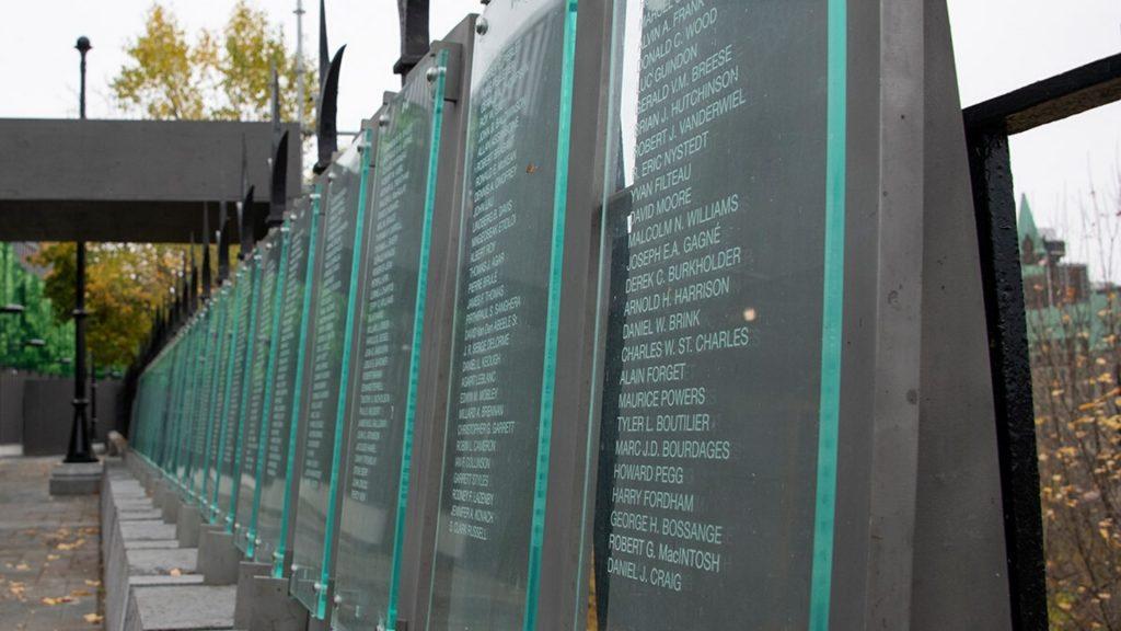 83945983 2860843193972727 2824349049077891072 o 1024x576 Canadian Police And Peace Officers Memorial *27Sep2020* Commémoration des policiers et agents de la paix canadiens